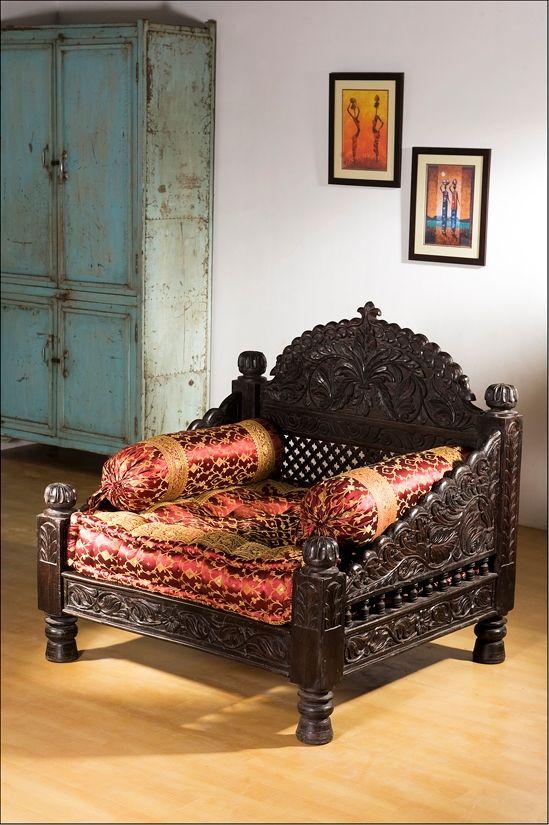 Arredare etnico mobili indiani - Mobili stile indiano ...