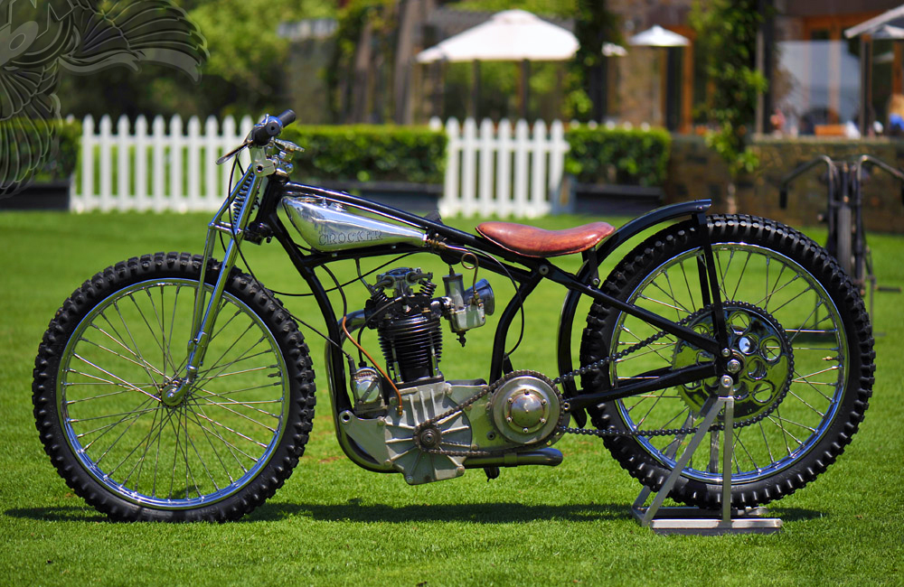 Speedway Motorcycle Racing Bikes: Vintage Bike Of The Day: 1934 Crocker Speedway