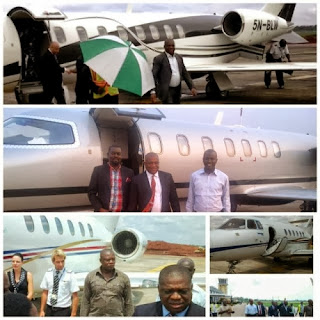 The Life of a Billionaire ; Orji Uzor Kalu and His Many Luxuries.