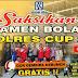 "Turnamen Bola Voli ""Kapolres Kebumen Cup 2014"" Diikuti Atlet Pro Liga"