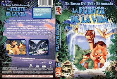 En busca del valle encantado III: La fuente de la vida (1995) DescargaCineClasico.Net