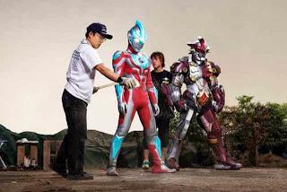 Di Balik Layar Pembuatan Ultraman Ginga