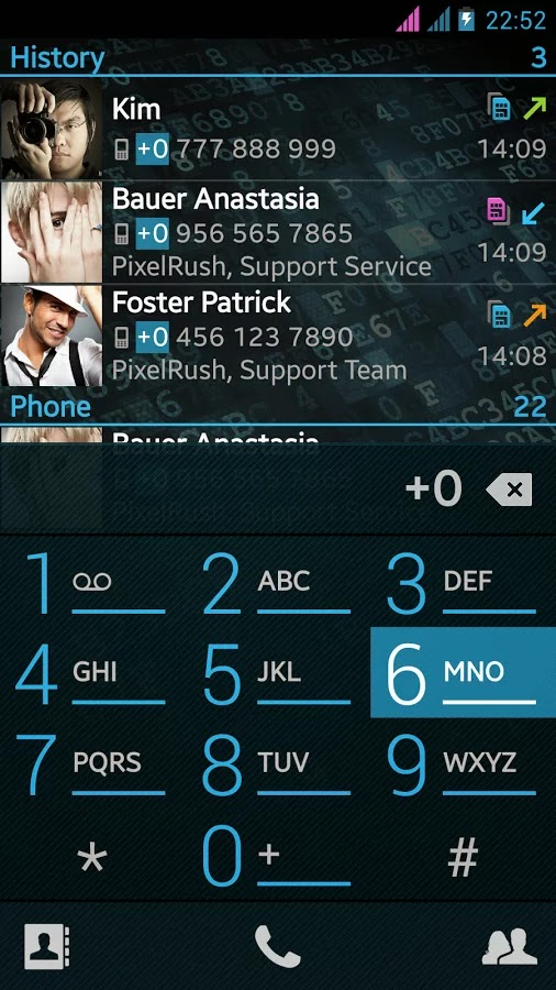 PixelPhone PRO v3.7