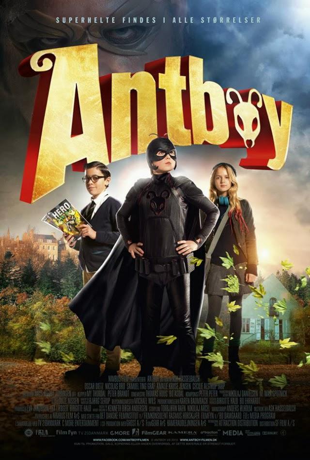 La película Antboy