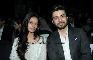 Fawad Khan wife