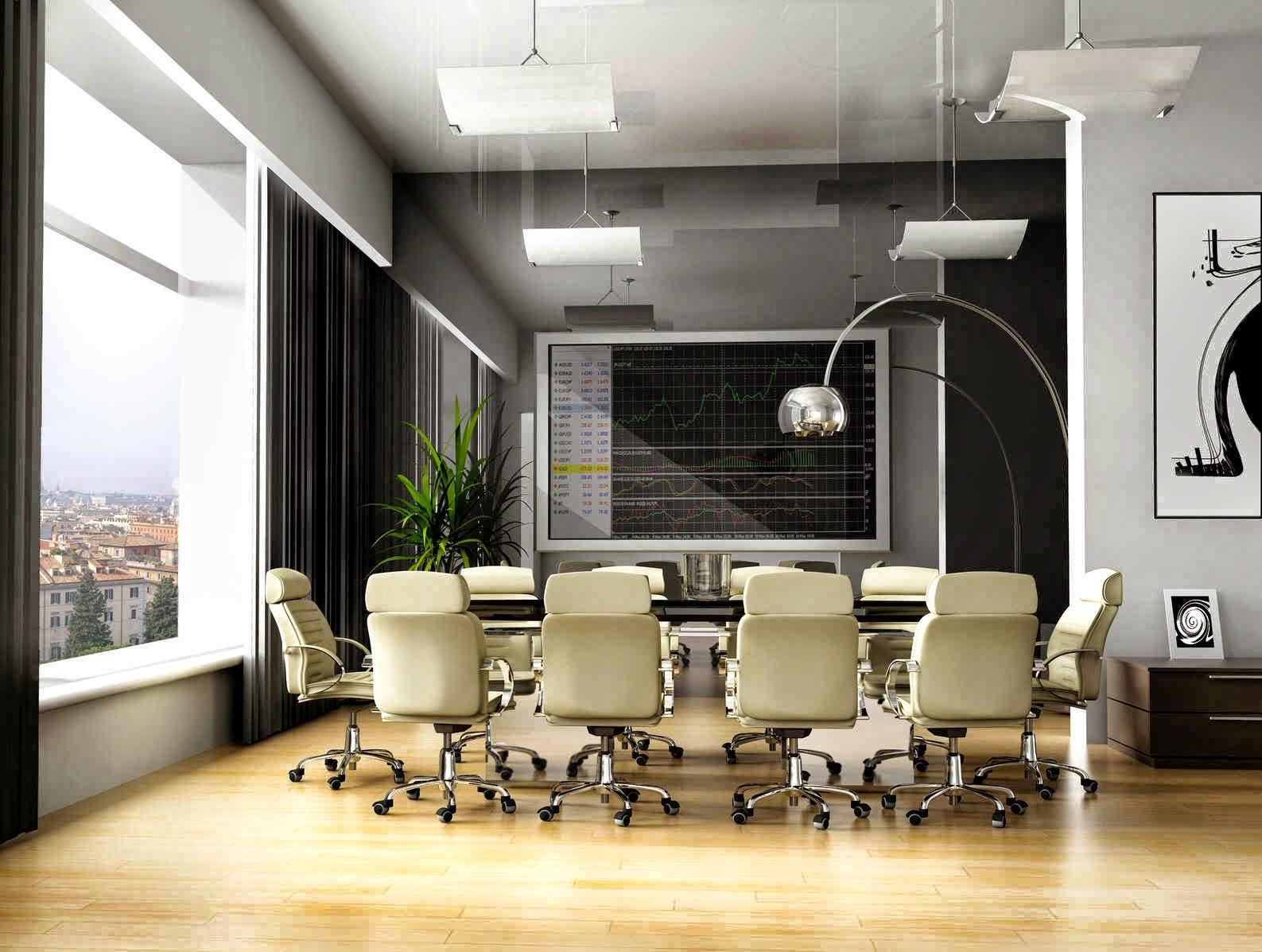 Stunning Boardroom Area