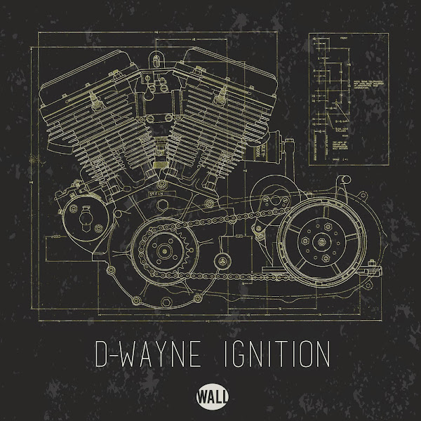 D-wayne - Ignition - Single Cover