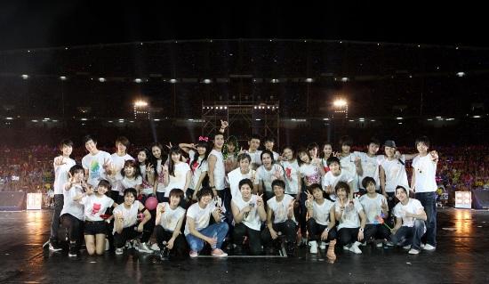 Konser SMTown Live World Tour III di Jakarta 22 September