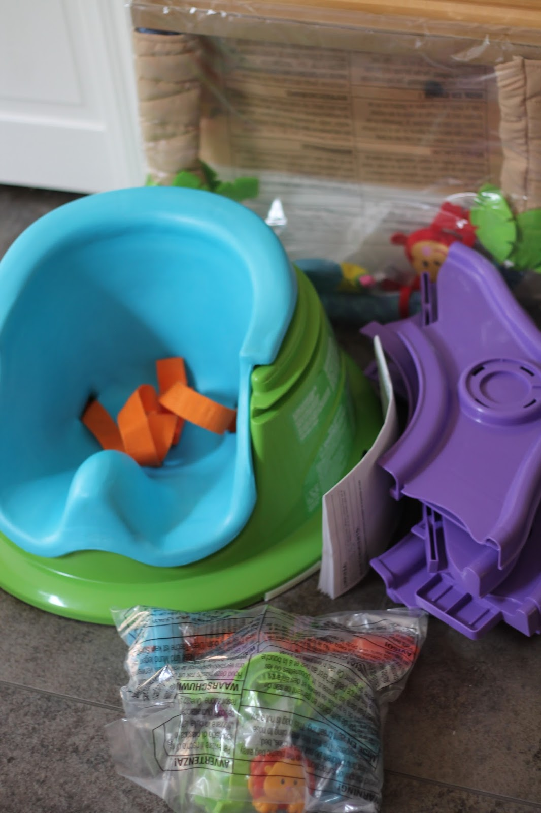 summer infant booster seat instructions
