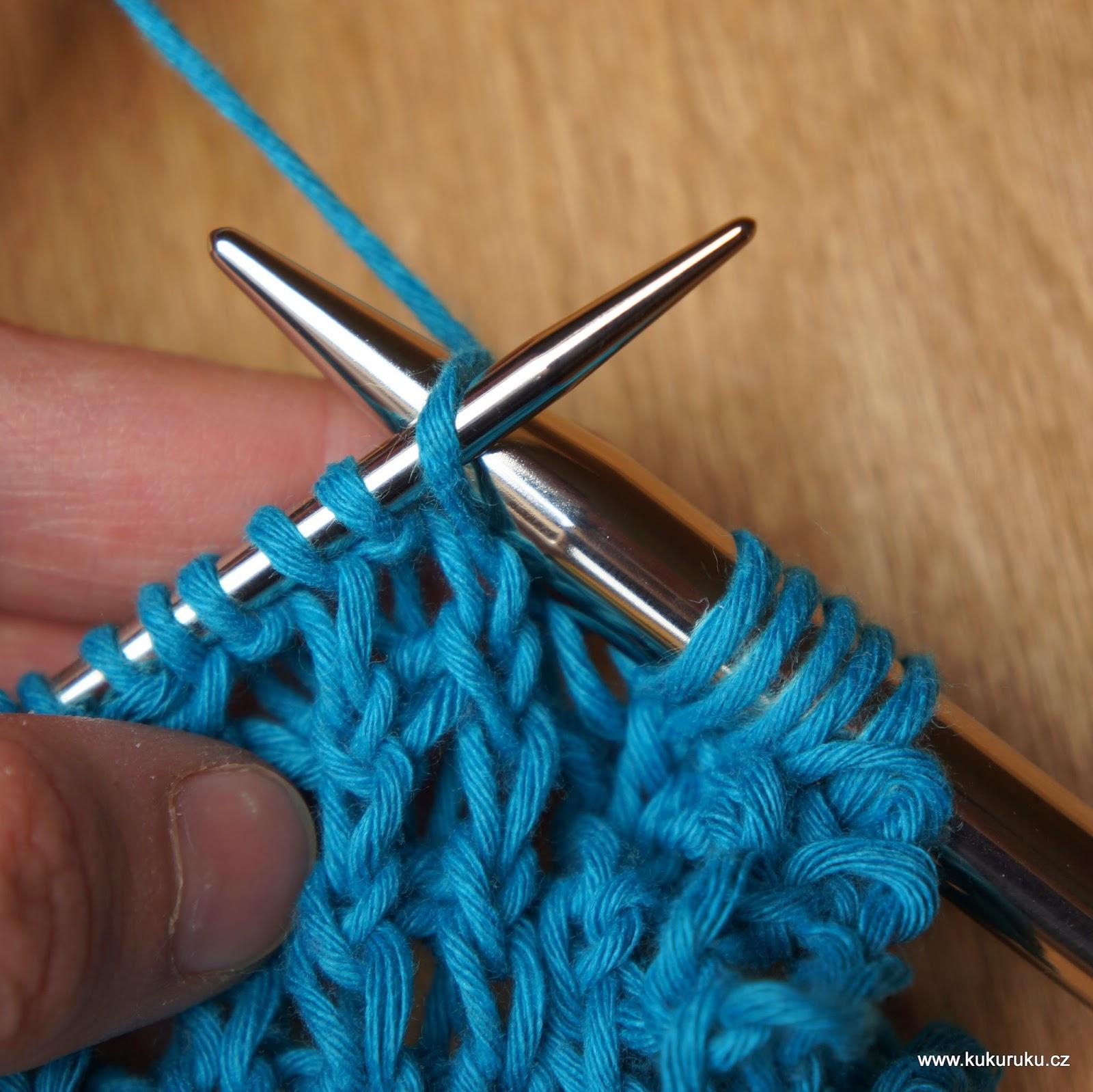 Vzdušný vzor pro letní pletení – KUKURUKU d33a2a4bb7