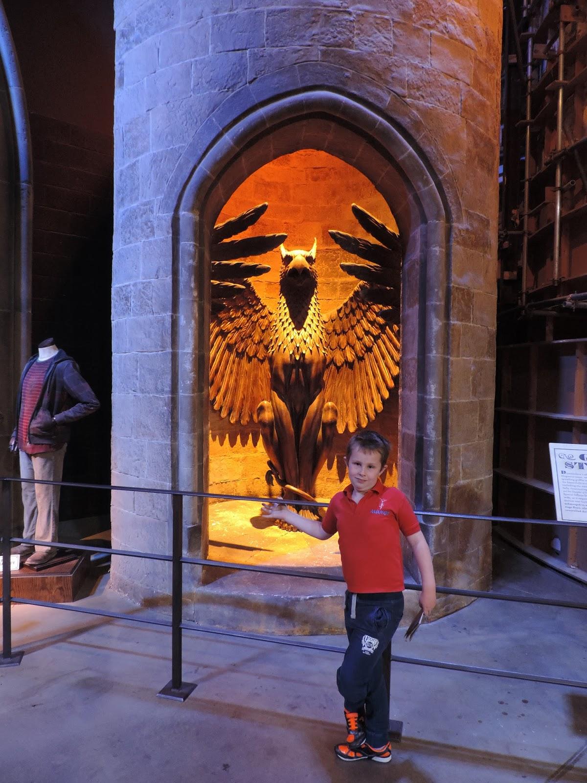 warner brothers studio tour Harry Potter world watford