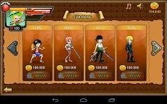 Tải game vua hải tặc Luffy cho Android