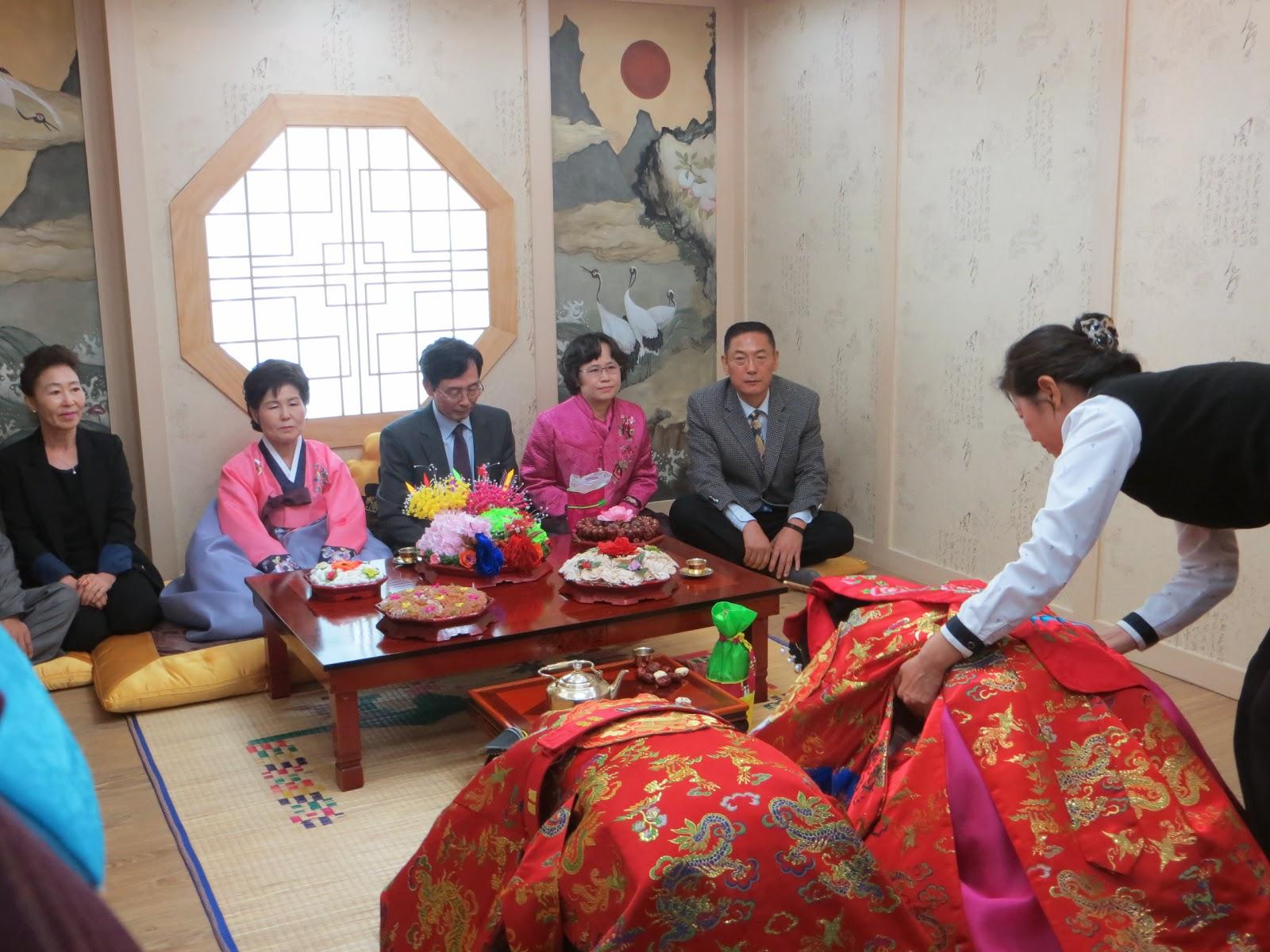 GDay Korea Korean Wedding Cultural Differences
