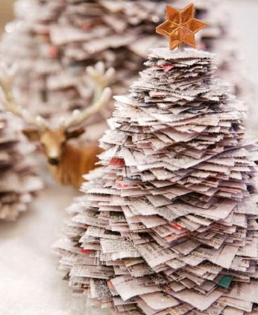Rboles de navidad ideas originales y - Ideas originales navidad ...