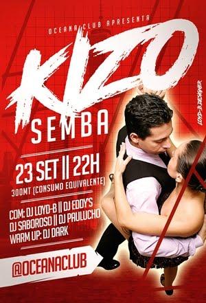 Noite de Kizo-Semba no Oceana Club