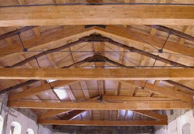 Kimia iberica procedimiento para el refuerzo de vigas de - Como restaurar vigas de madera ...