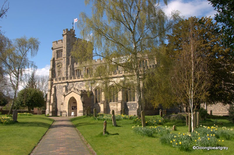 Church of Saint Peter and Saint Paul, Tring