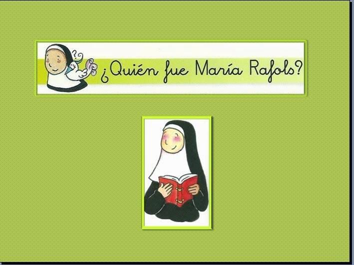 Vida de María Rafols