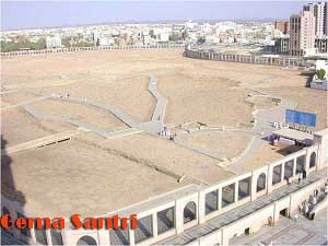 Makam Baqi' Gema Santri