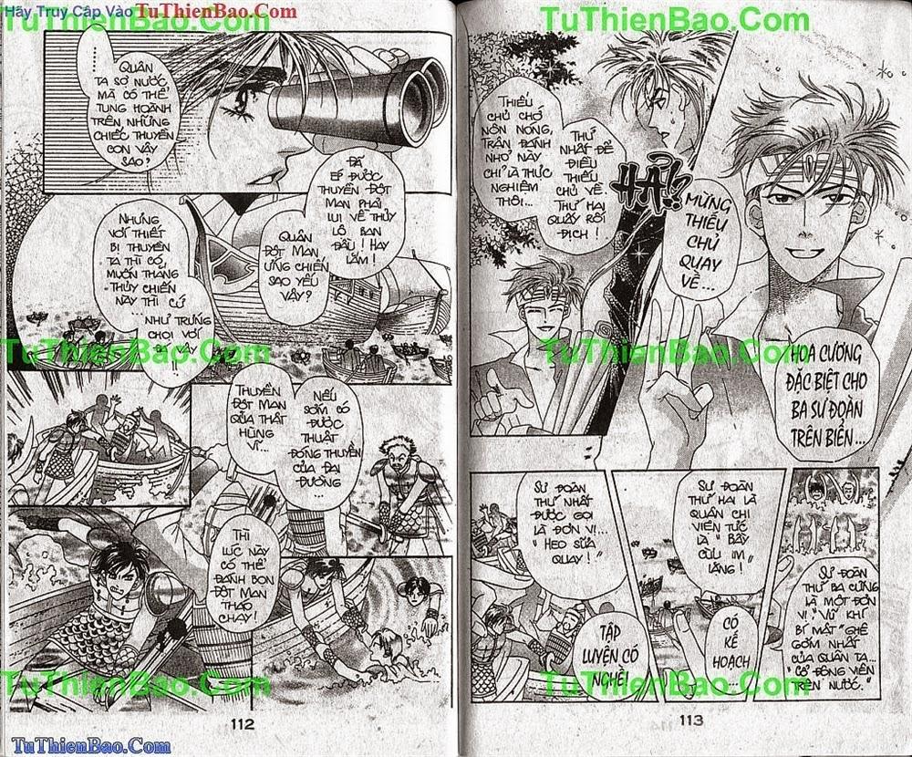 Công Chúa Nam Yên Chapter 15 - Trang 55