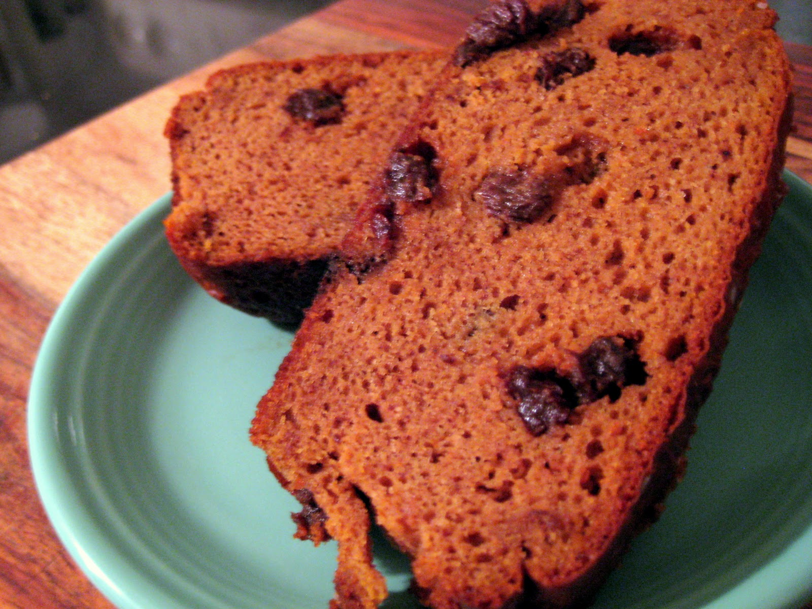 Dandy Dishes: Primal Pumpkin Bread