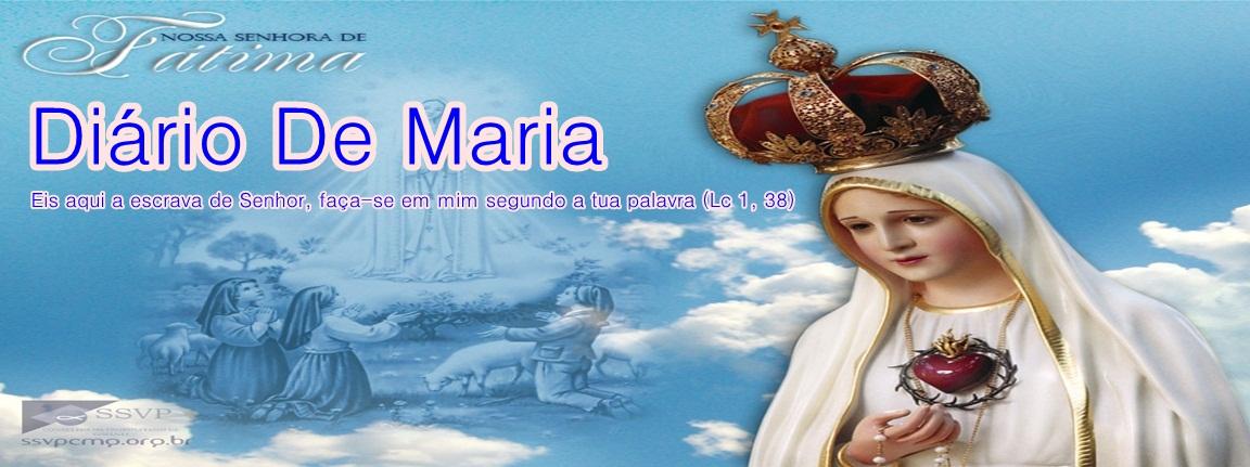 Diário De Maria