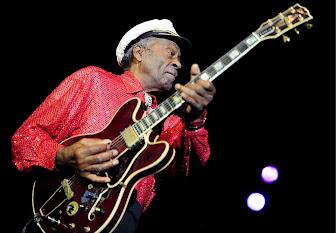 Chuck Berry 2014