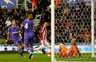 Stoke City 2 - 1 Tottenham (1)