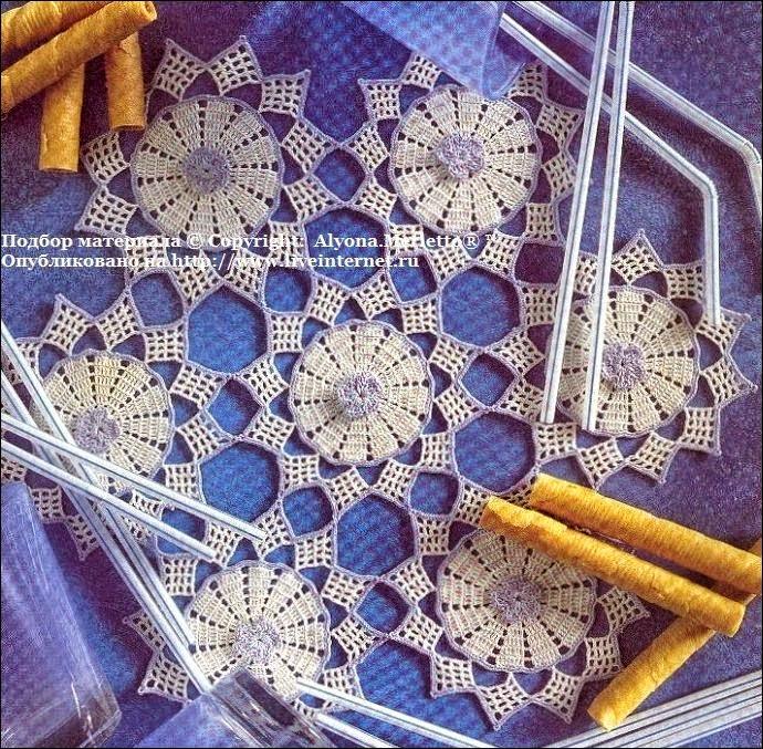 Dos modelos de carpetas artísticas para tu hogar al crochet