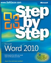 MS word 2010 book