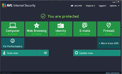 AVG Internet Security 2013 beta build 2013.0.2615 + Key