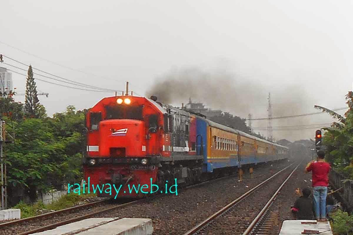 Kereta Api Banyuwangi Kediri
