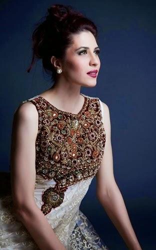 Mina Hasan Bridal Formal Collection 2014-15
