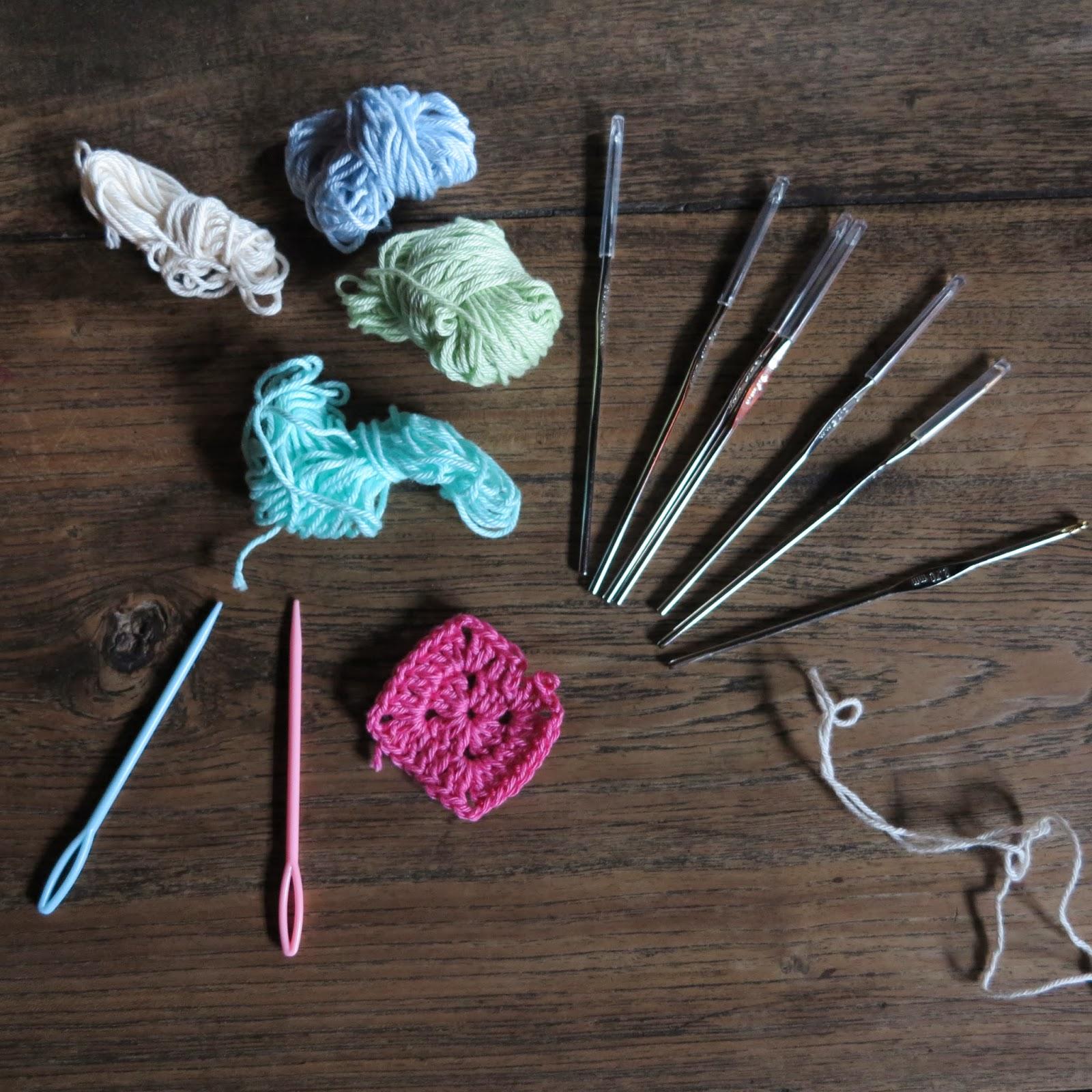 ByHaafner, crochet hooks