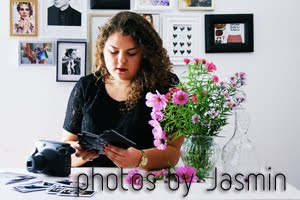 JASMIN - THE LADY BEHIND THE CAMERA