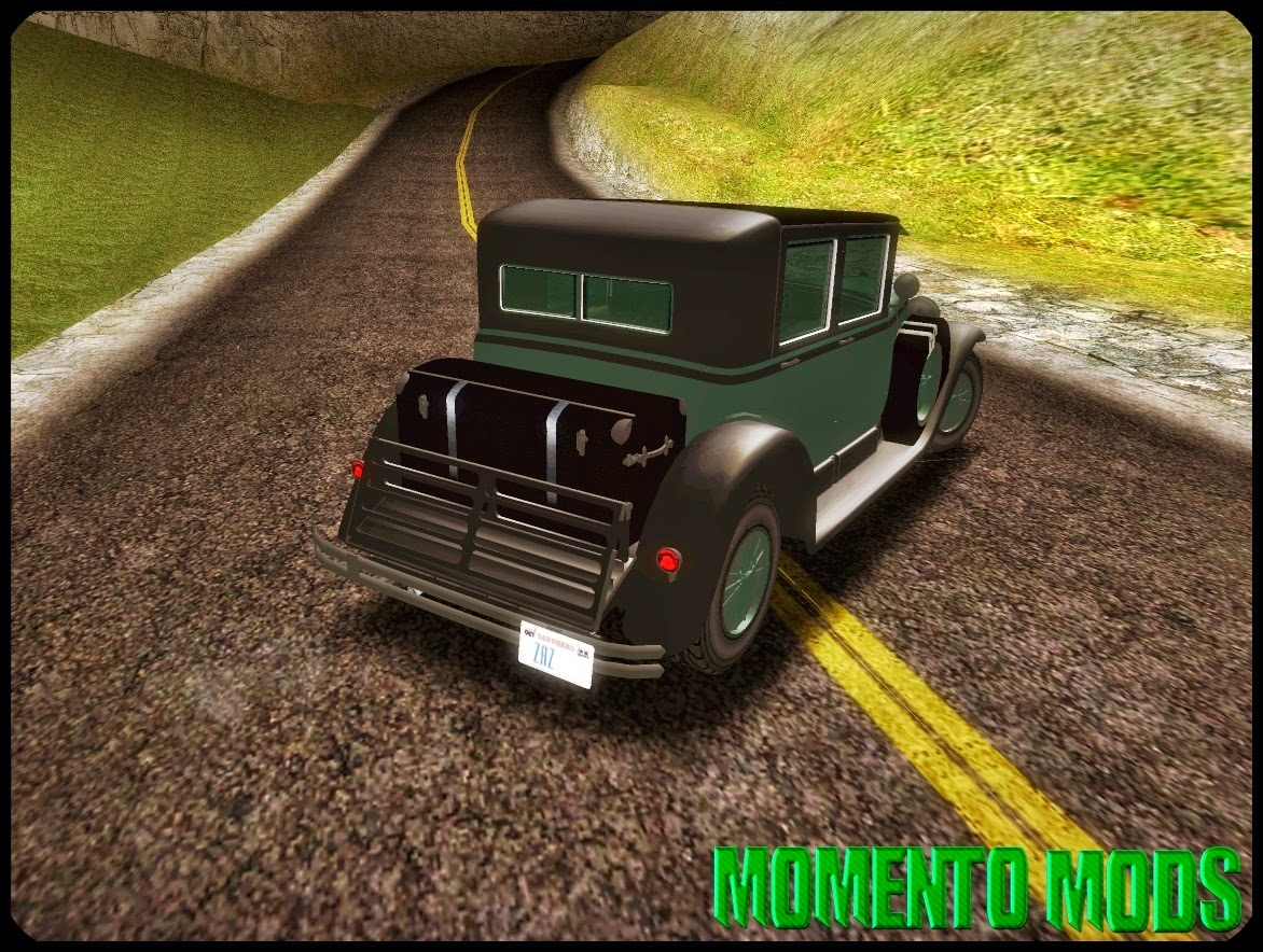 GTA SA - Albany Roosevelt Do GTA V