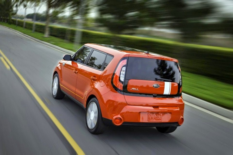 Kia Soul EV Car Wallpapers