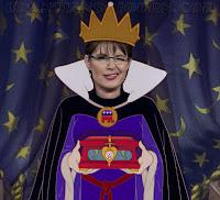 sarah palin wicked queen