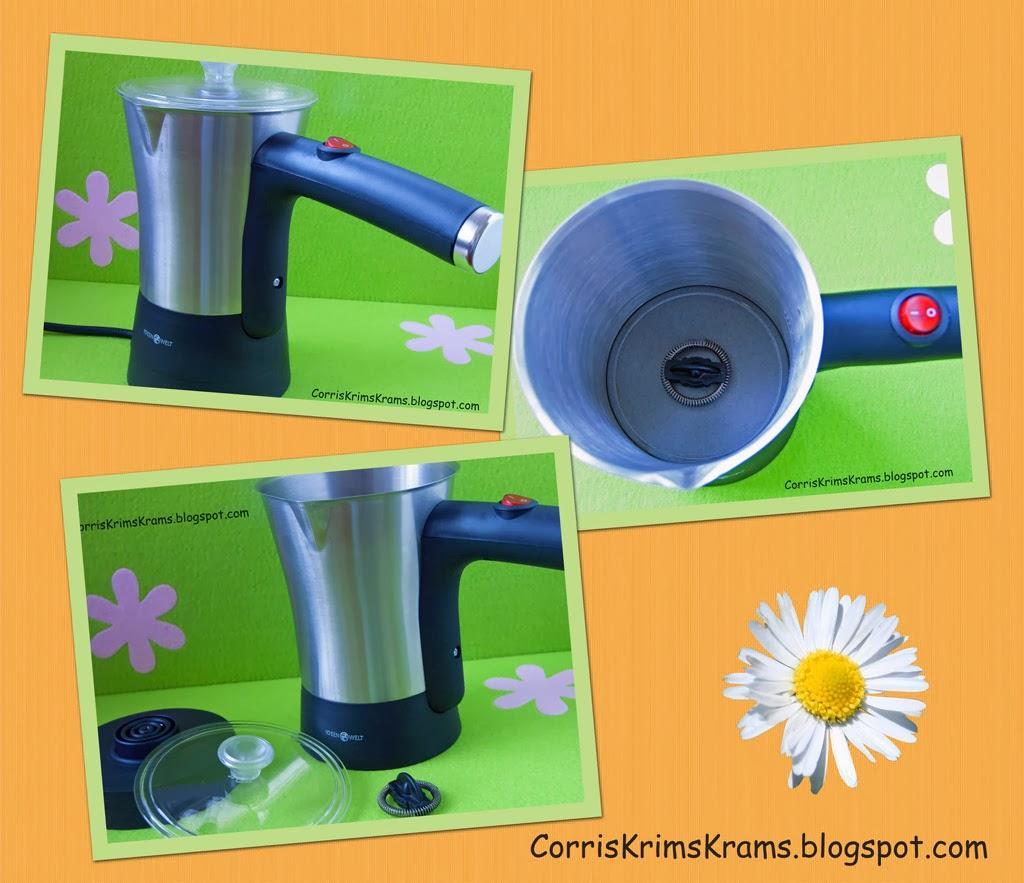 Latte macchiato, Milchaufschäumer, Küchengeräte, Kaffee, Werkzeug