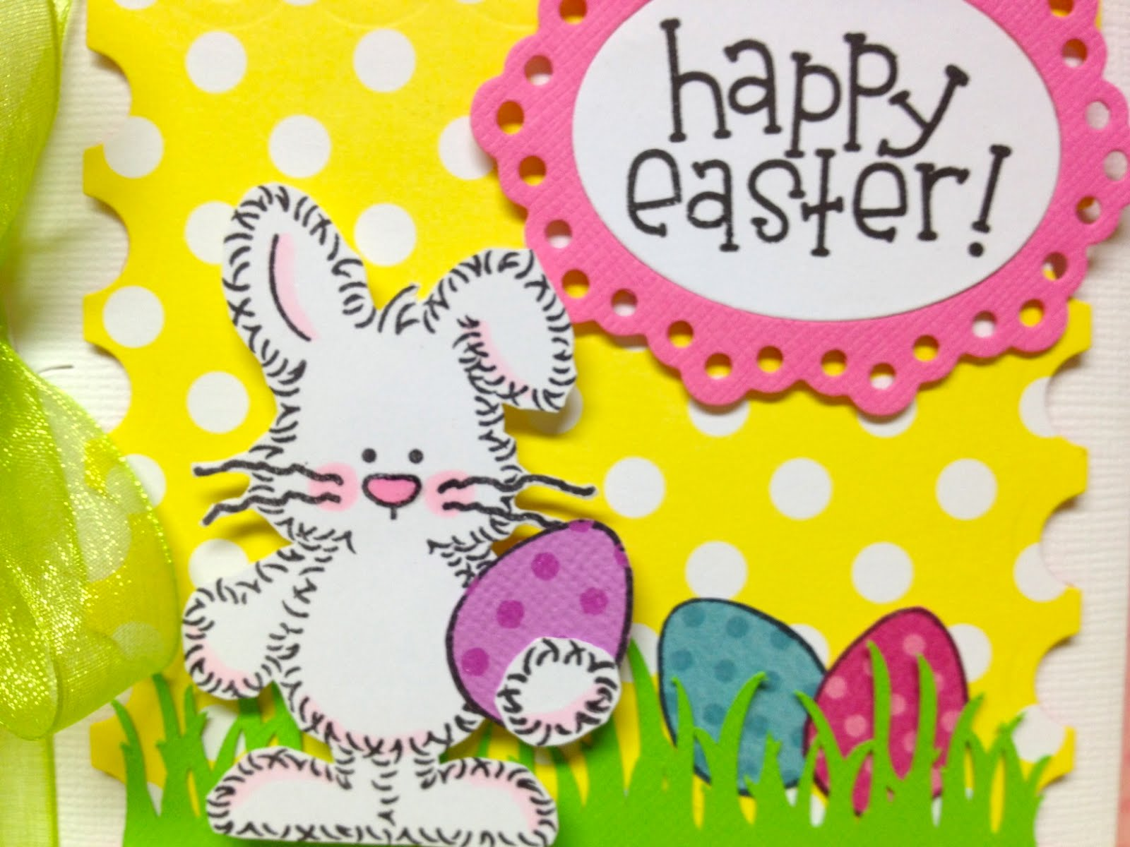 Life Is Sweet Happy Easter card – Happy Easter Card