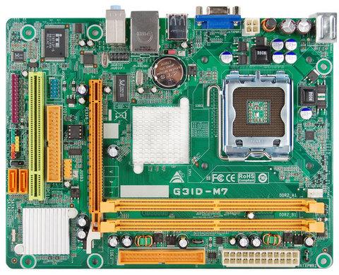 windows xp info motherboard