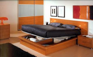 Estilo zale dise o de interiores especial camas parte ii - Cama para espacios reducidos ...