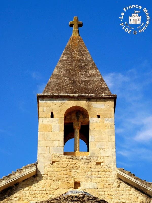 VENEJAN (30) - Chapelle romane Saint-Pierre