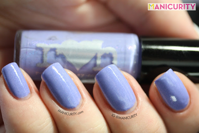 Manicurity | Rainbow Honey The Summer of 199X! - Tessie