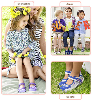 pediped Flex kids shoes