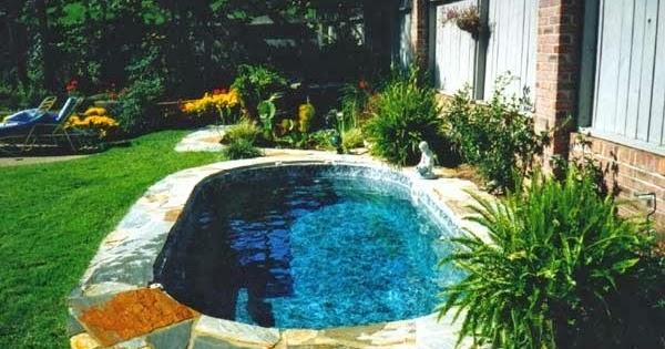 10 contoh desain kolam renang mungil kolam renang mini