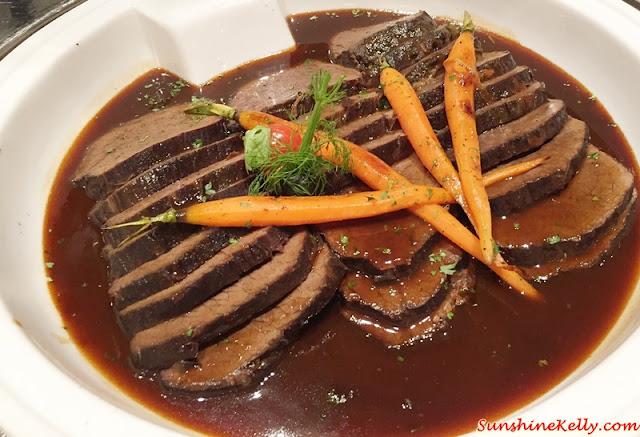 Asado Negro, roasted beef caramel, Venezuela Gastronomic Festival 2015, Pullman KLCC