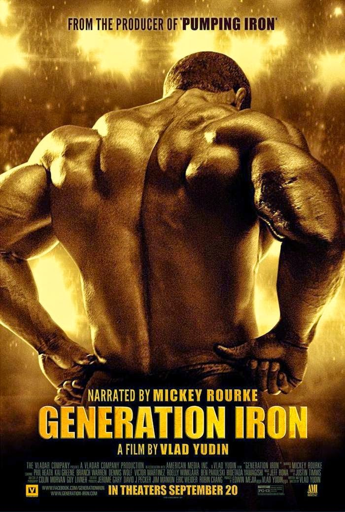 Generation Iron – Legendado