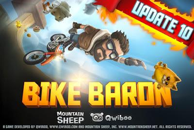 Descarga iPhone Bike Baron