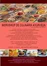 WORKSHOP DE CULINÁRIA AYURVEDA - INDIA